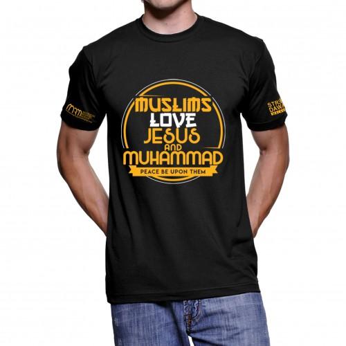 Brothers T-Shirt #JMBlack