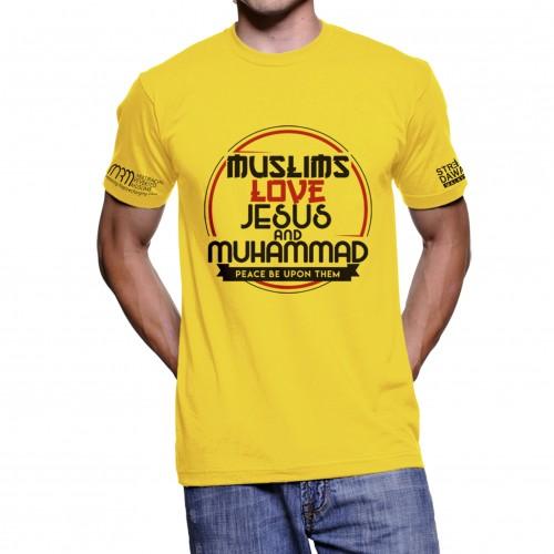 Brothers T-Shirt #JMYellow