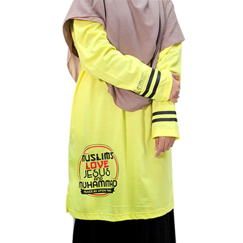 Sisters T-Shirt #JMYellow