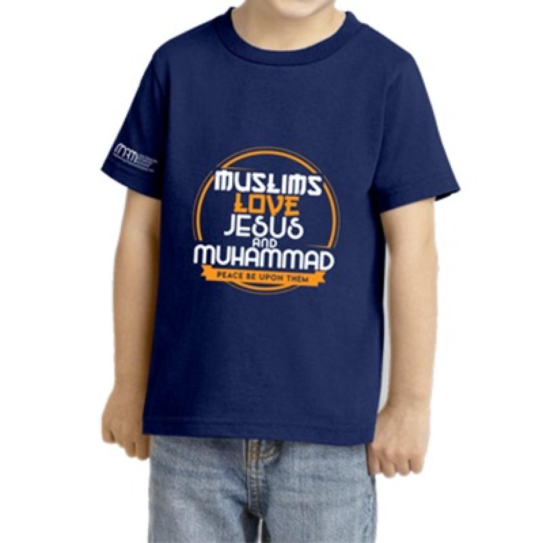 Kids T-Shirt #JMBB